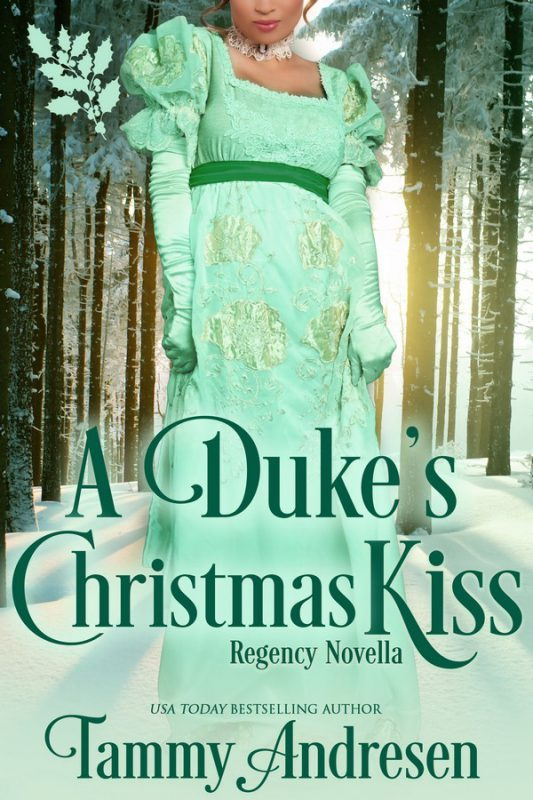 A Duke's Christmas Kiss