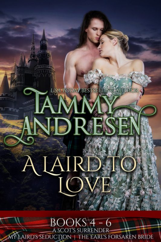 A Laird to Love Books 4-6