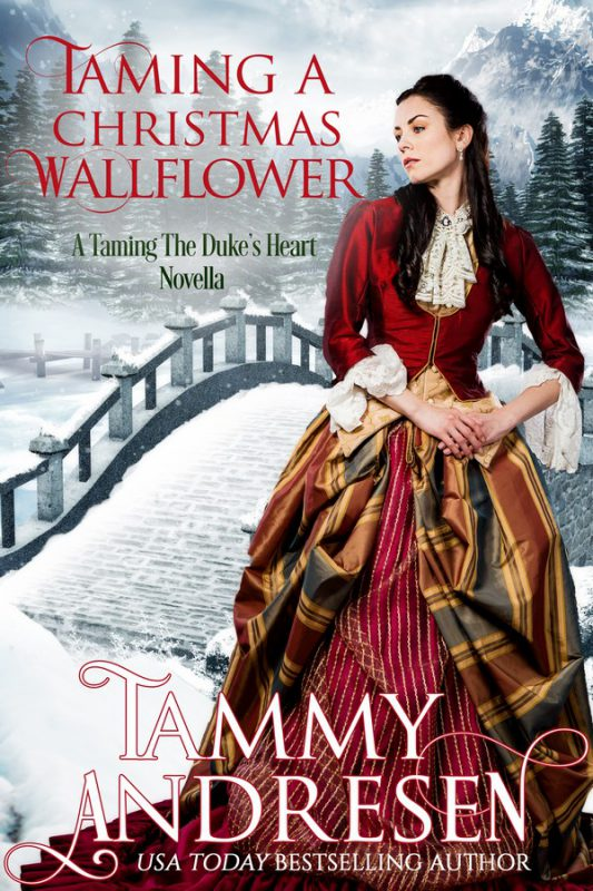 Taming a Christmas Wallflower